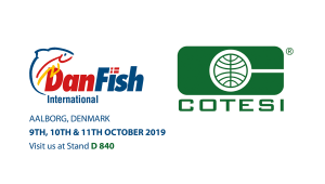 Cotesi will be present at DanFish 2019
